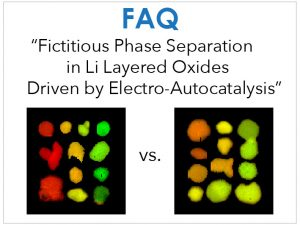 FAQ: Fictitious Phase Separation Paper